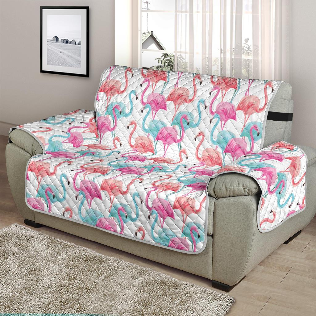 Home Decor - Flamingo Chair And A Half Covers