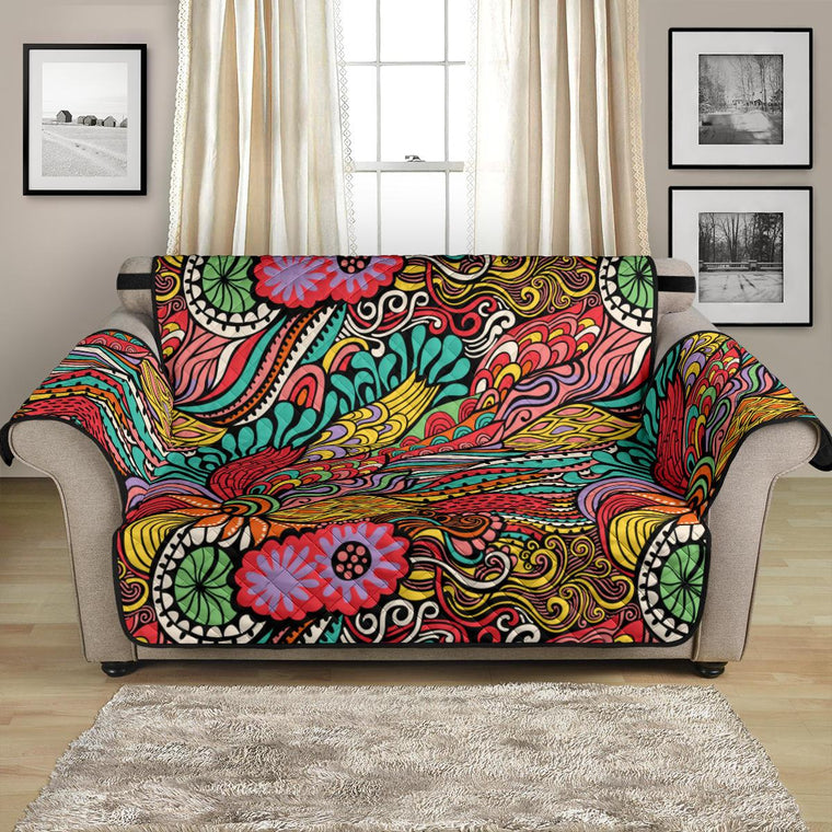 Home Decor - Happy Day Loveseat Sofa Covers