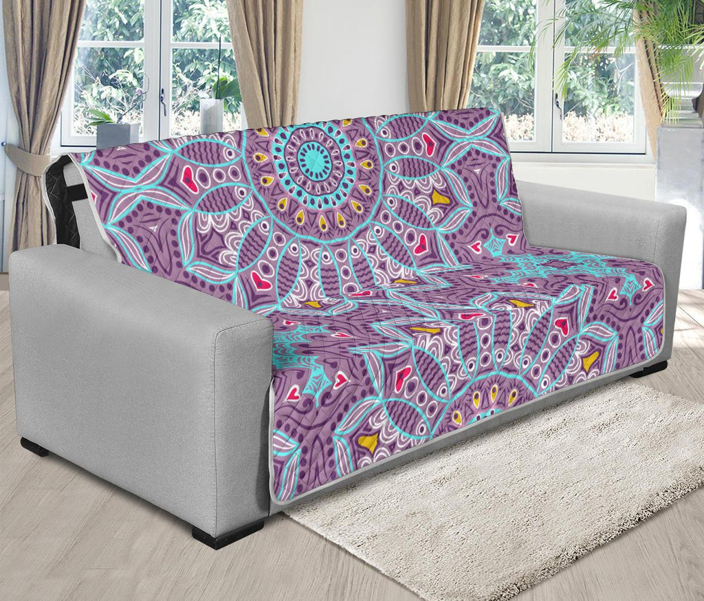 Home Decor - Love Mandala Futon Sofa Cover