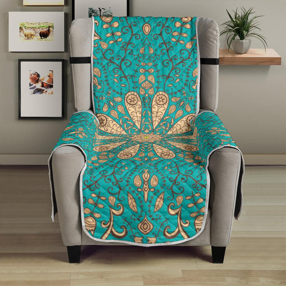Home Decor - Peace Of Mind Mandala Chair Sofa Cover