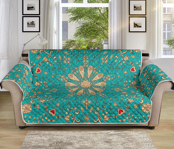 Home Decor - Peace Of Mind Mandala Sofa Protector