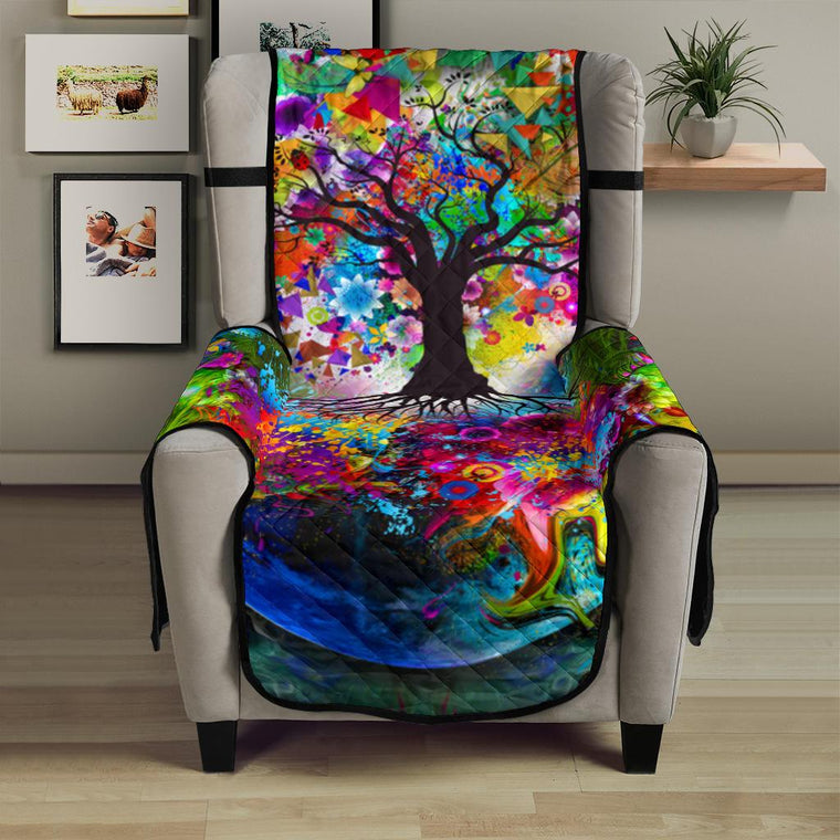 Home Decor - Tree Of Life Chair Sofa Cover