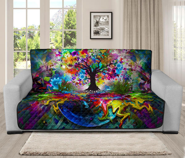 Tree Of Life Futon Sofa Cover Your Amazing Design