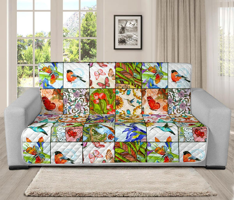 Home Decor - Windows To Nature Futon Sofa Cover