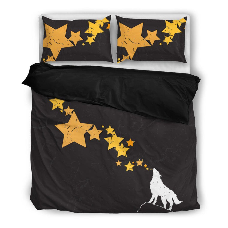Howling To The Stars Bedding