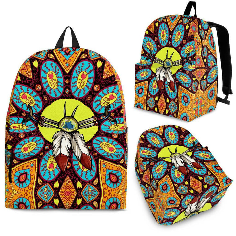 Indian Charm Backpack