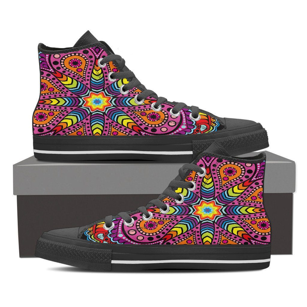 Joy Of Life Mandala High Top Express Line