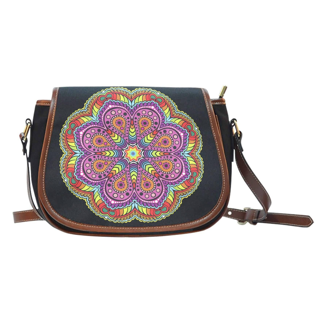Joy Of Life Saddle Bag