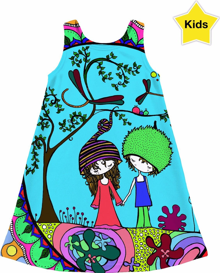 Kids Dresses - Pure Love Girls Dress