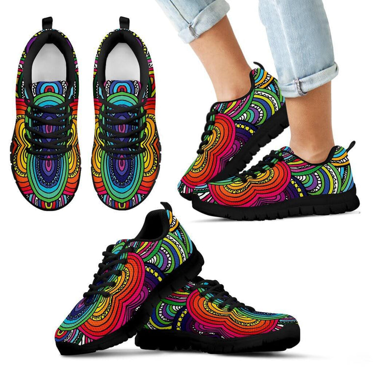 Kids Sneaker - Colors Dance Kid's Sneakers