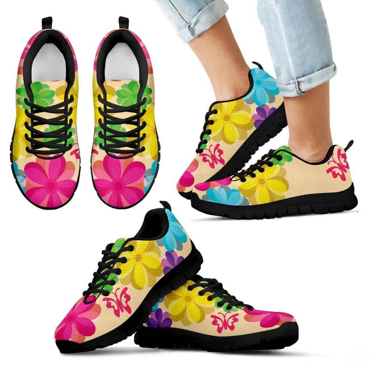 Kids Sneaker - Summer Love Kid's Sneakers