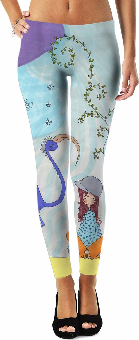 Leggings - Chill Out Leggings