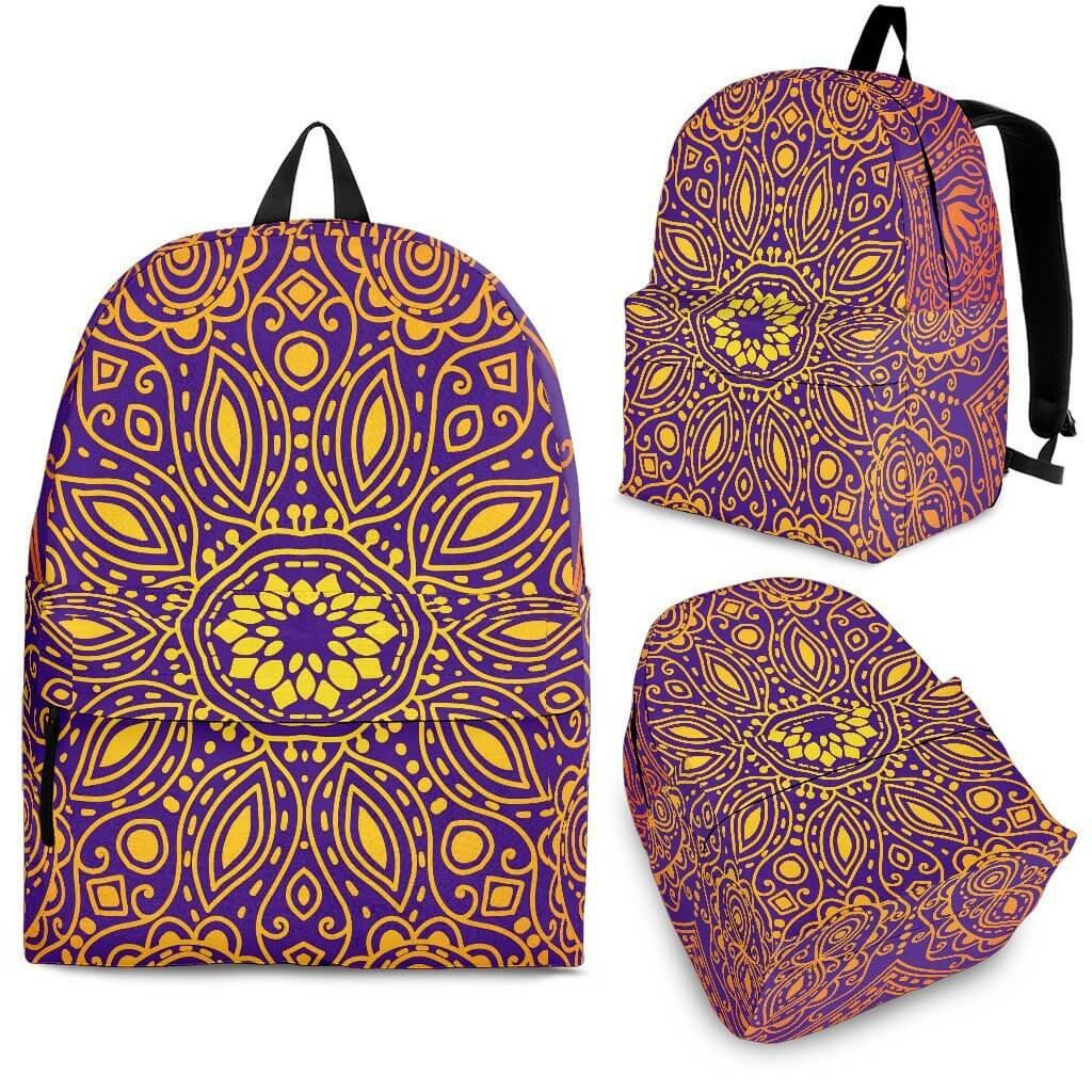 Light Mandala Backpack