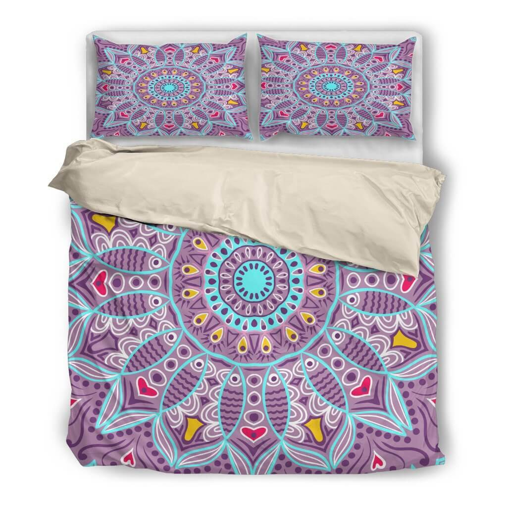 Love Mandala Bedding