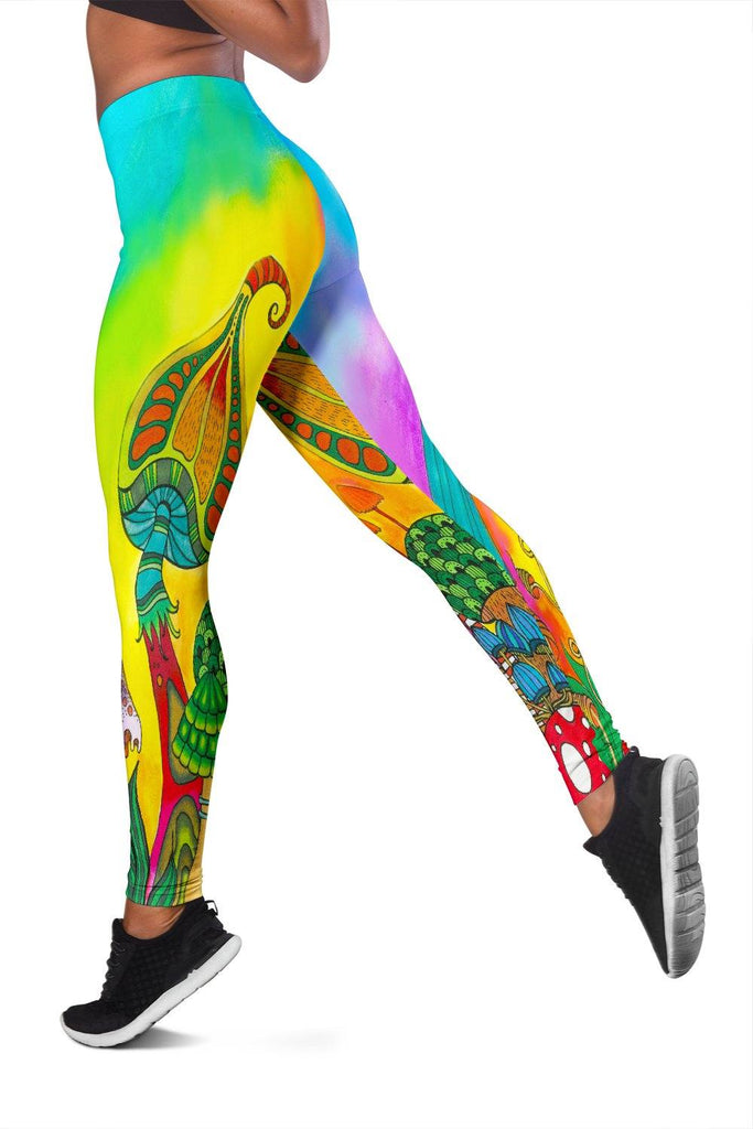 Magic Mushroom Women's Leggings
