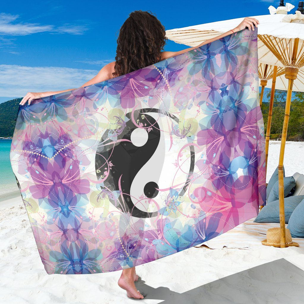 Magic Yin And Yang Sarong