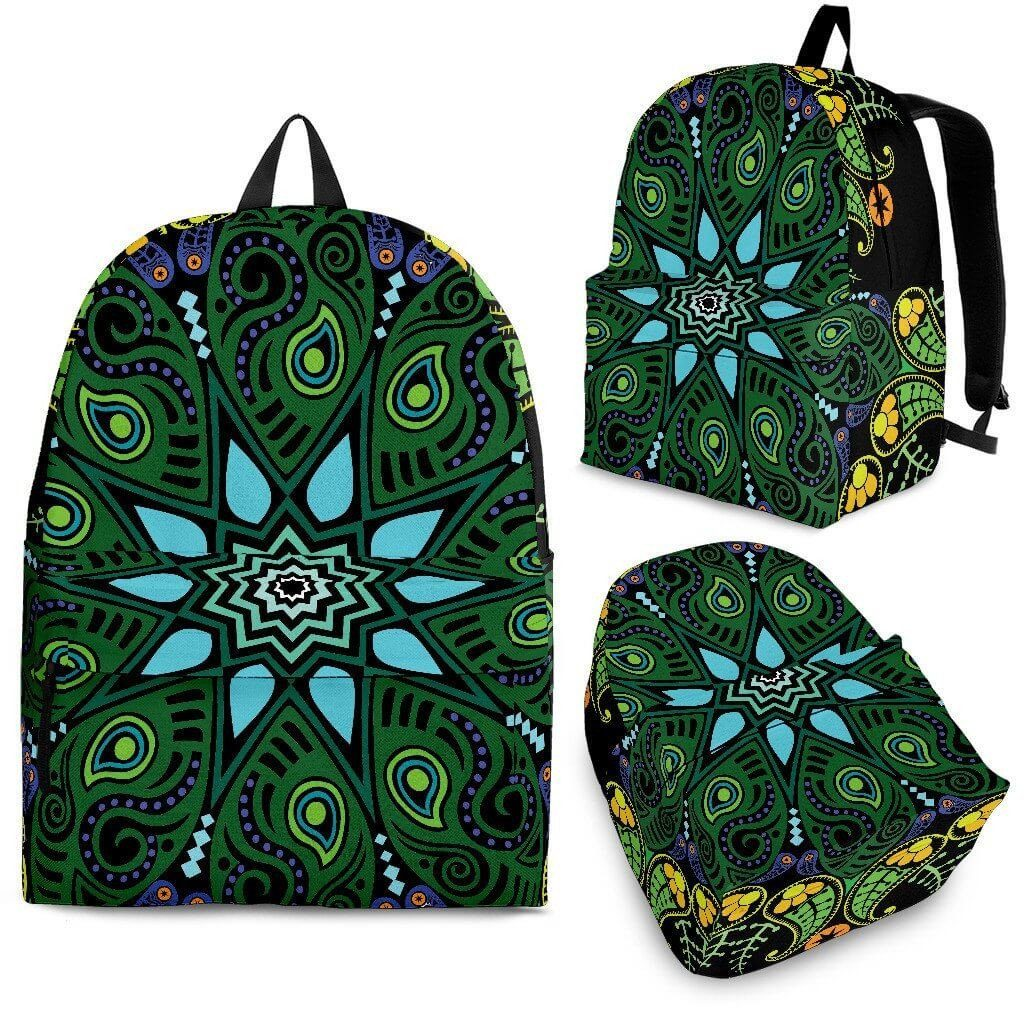 Nature Mandala Beckpack