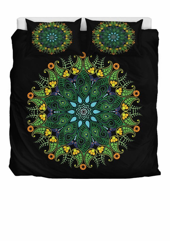 Nature Mandala Bedding