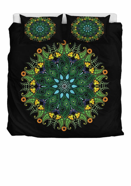 Nature Mandala Bedding Your Amazing Design