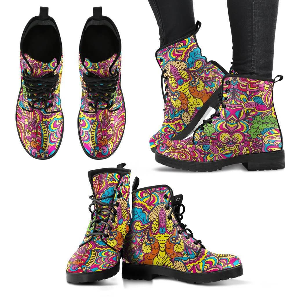 New Women Boots - Free Your Mind Boots !!