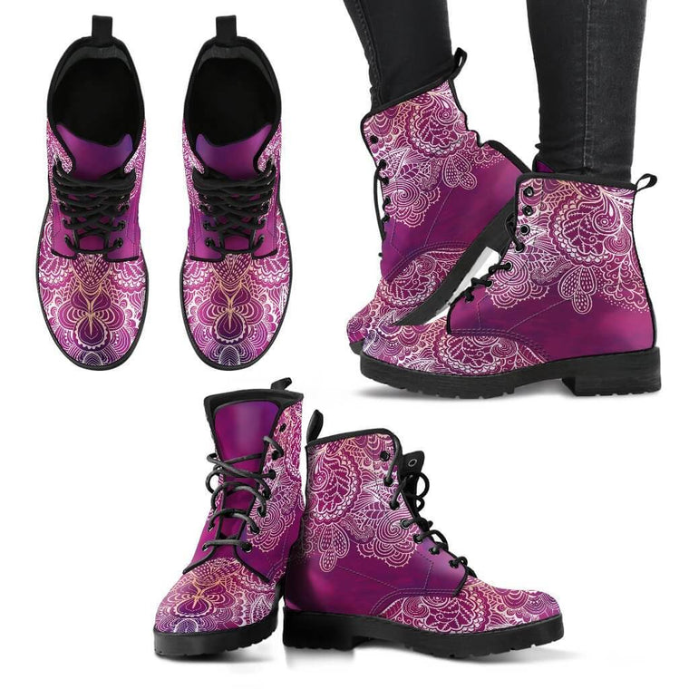 New Women Boots - Heart Ripple Boots