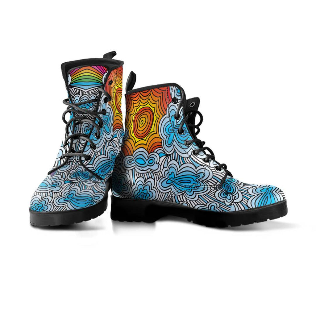 New Women Boots - Here Comes The Sun Boots