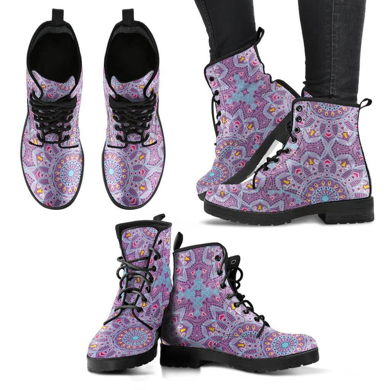 New Women Boots - Love Mandala Boots