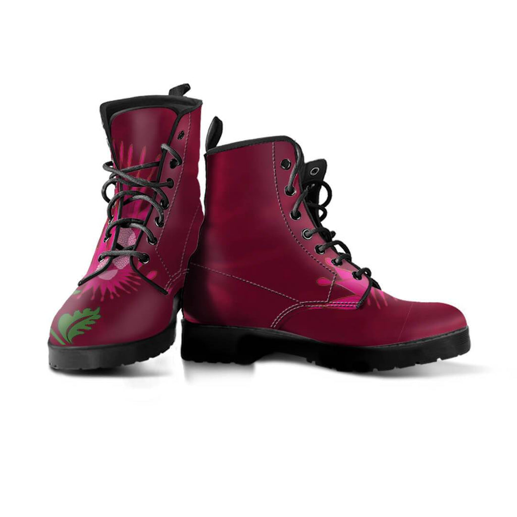 New Women Boots - Time Flower Boots