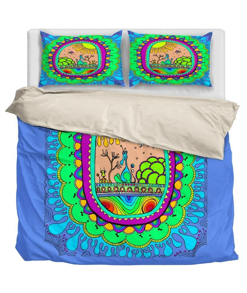 Over The Rainbow Bedding Set