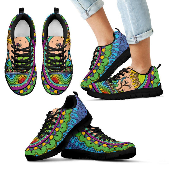 Over The Rainbow Kid's Sneakers