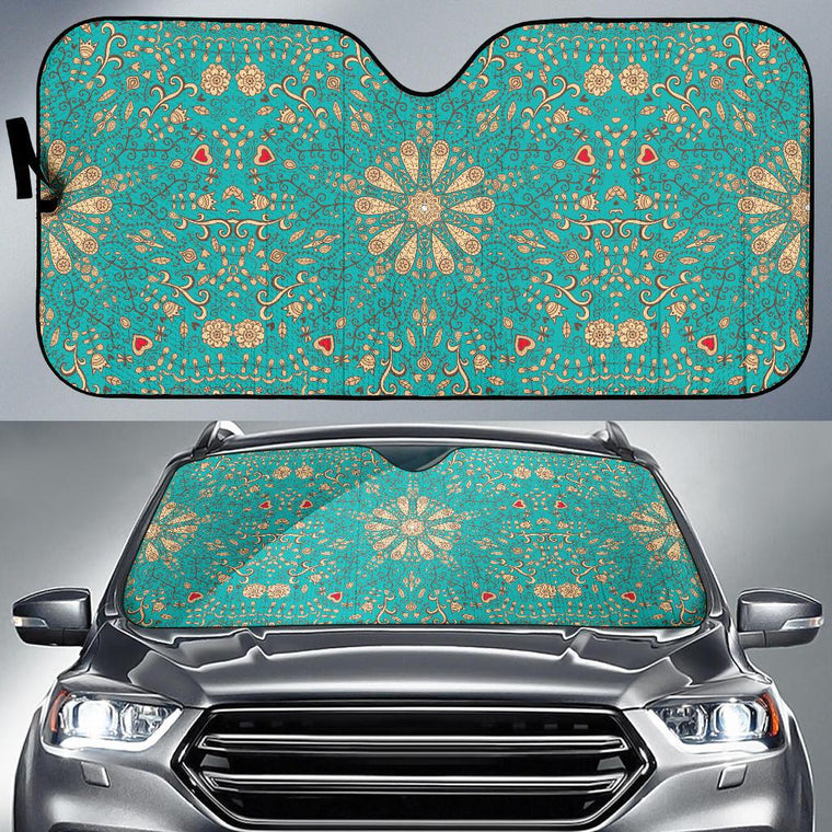 Peace Of Mind Auto Sun Shade