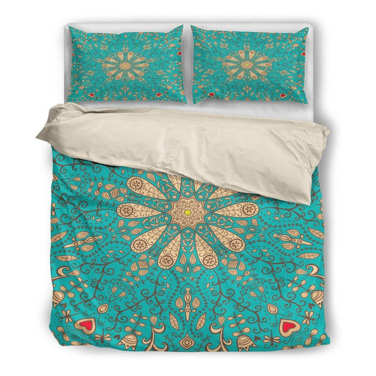 Peace Of Mind Mandala Bedding