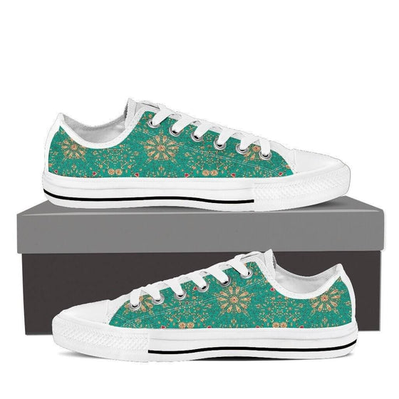 Peace Of Mind Mandala Low Top