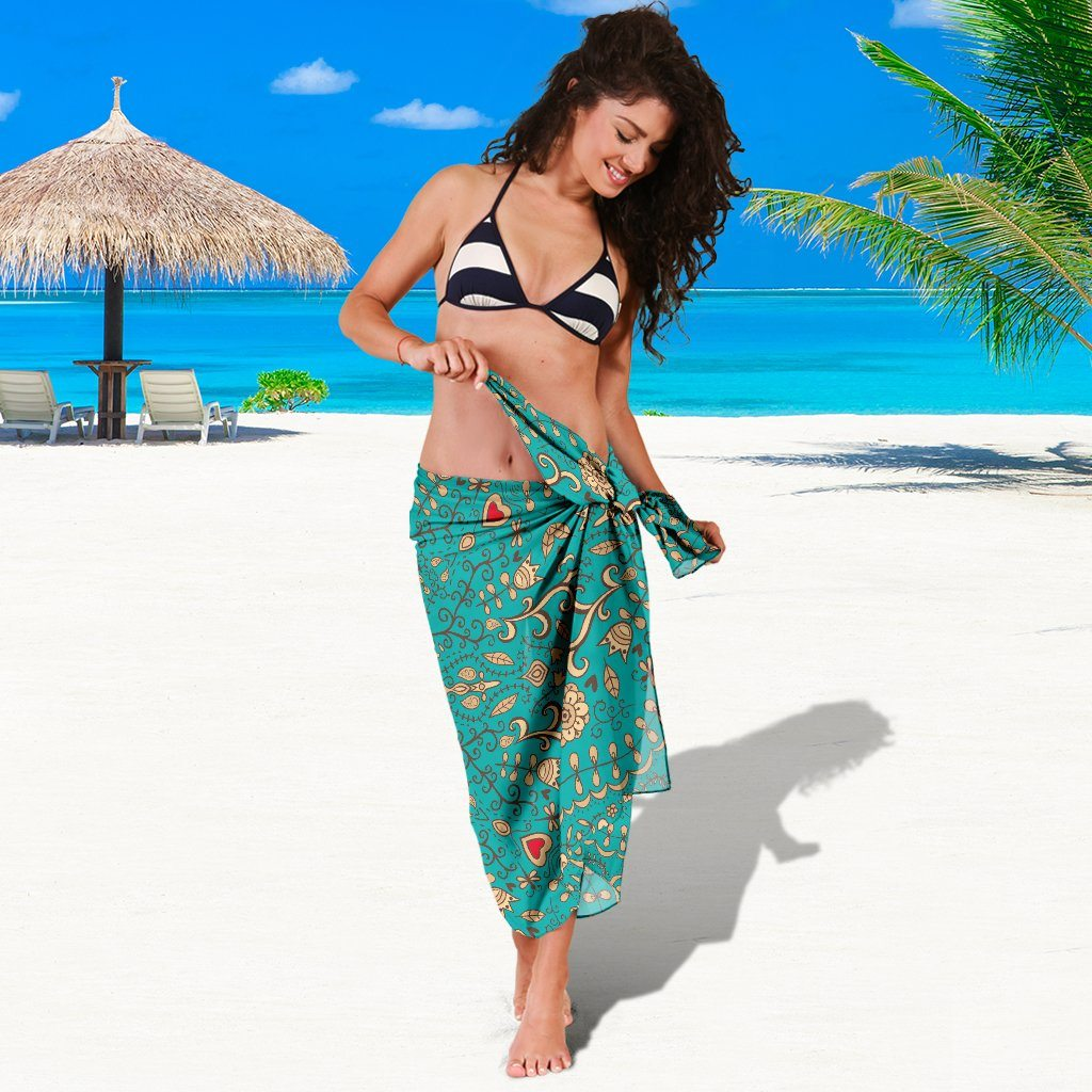 Peace Of Mind Mandala Sarong