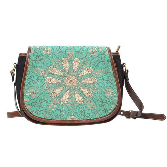 Peace Of Mind Saddle Bag