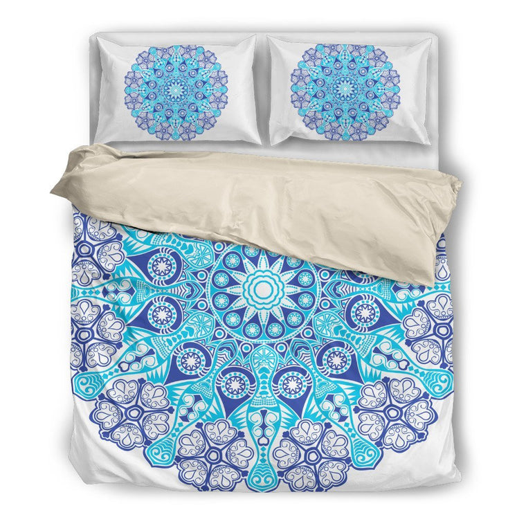 Peaceful Mandala Bedding