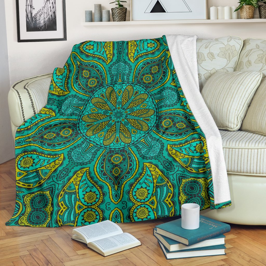 Power Mandala Premium Blanket