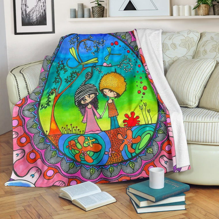 Pure Love Premium Blanket