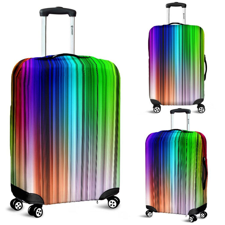 Rainbow Luggage Covers