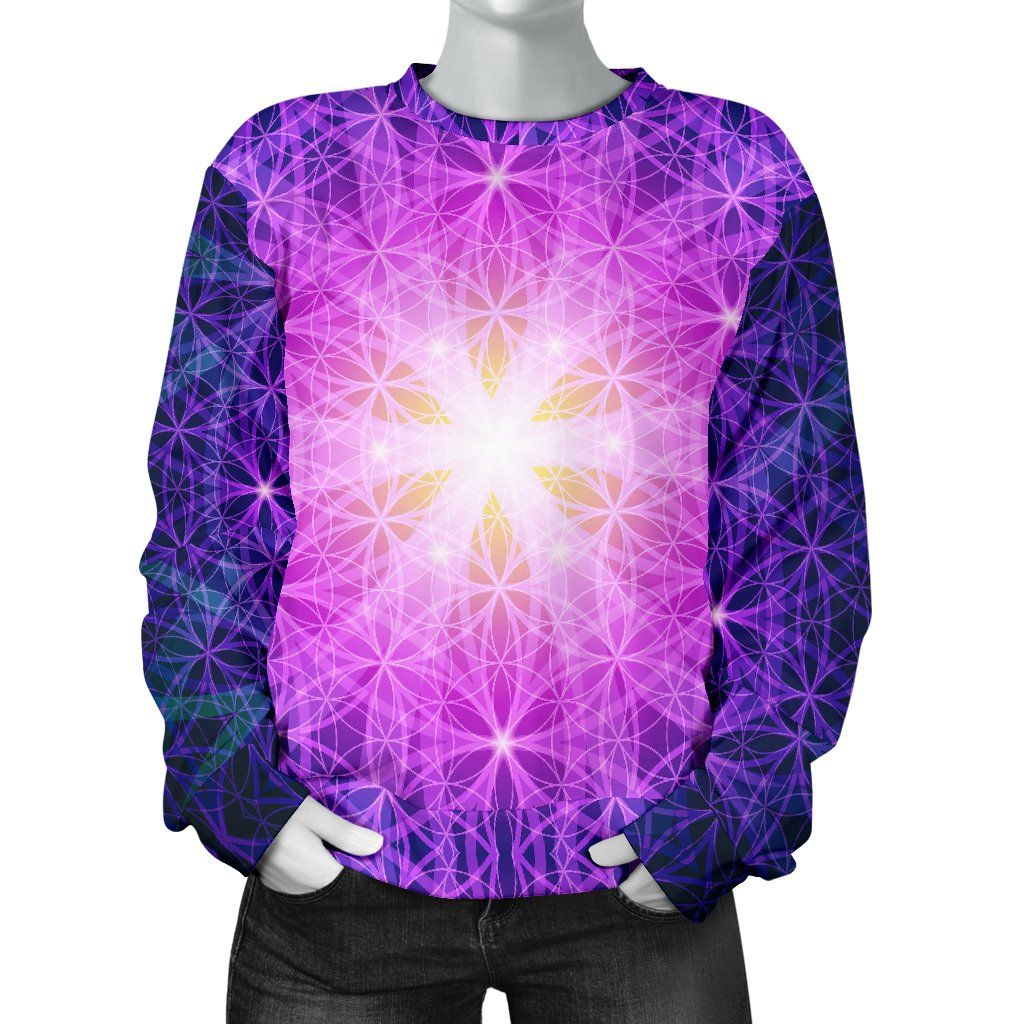 Sacred Geometry Women's Sweater