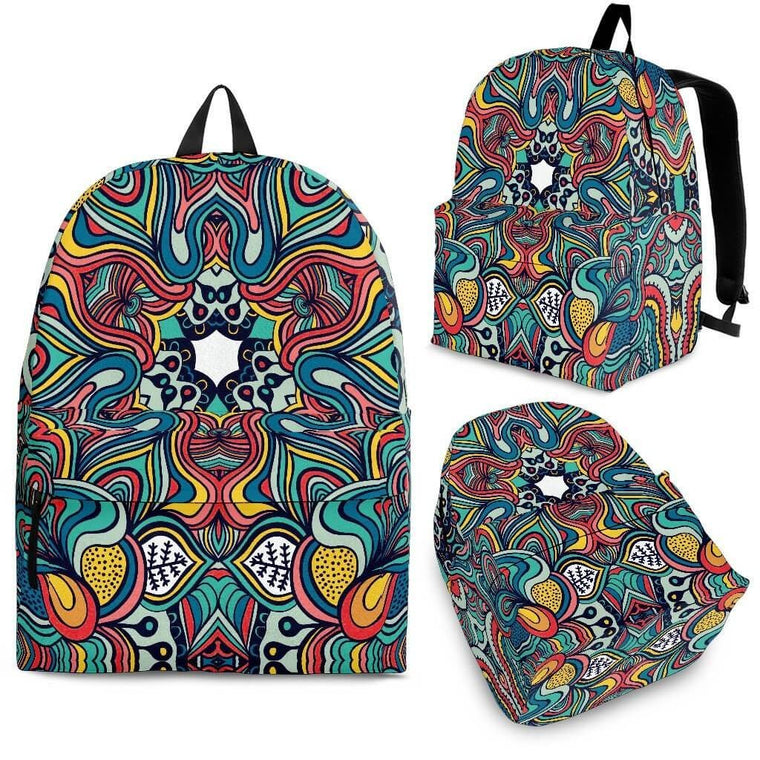 Shape Of Life Backpack