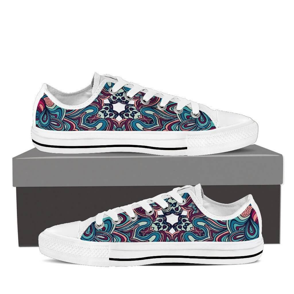 Shape Of Life Low Top