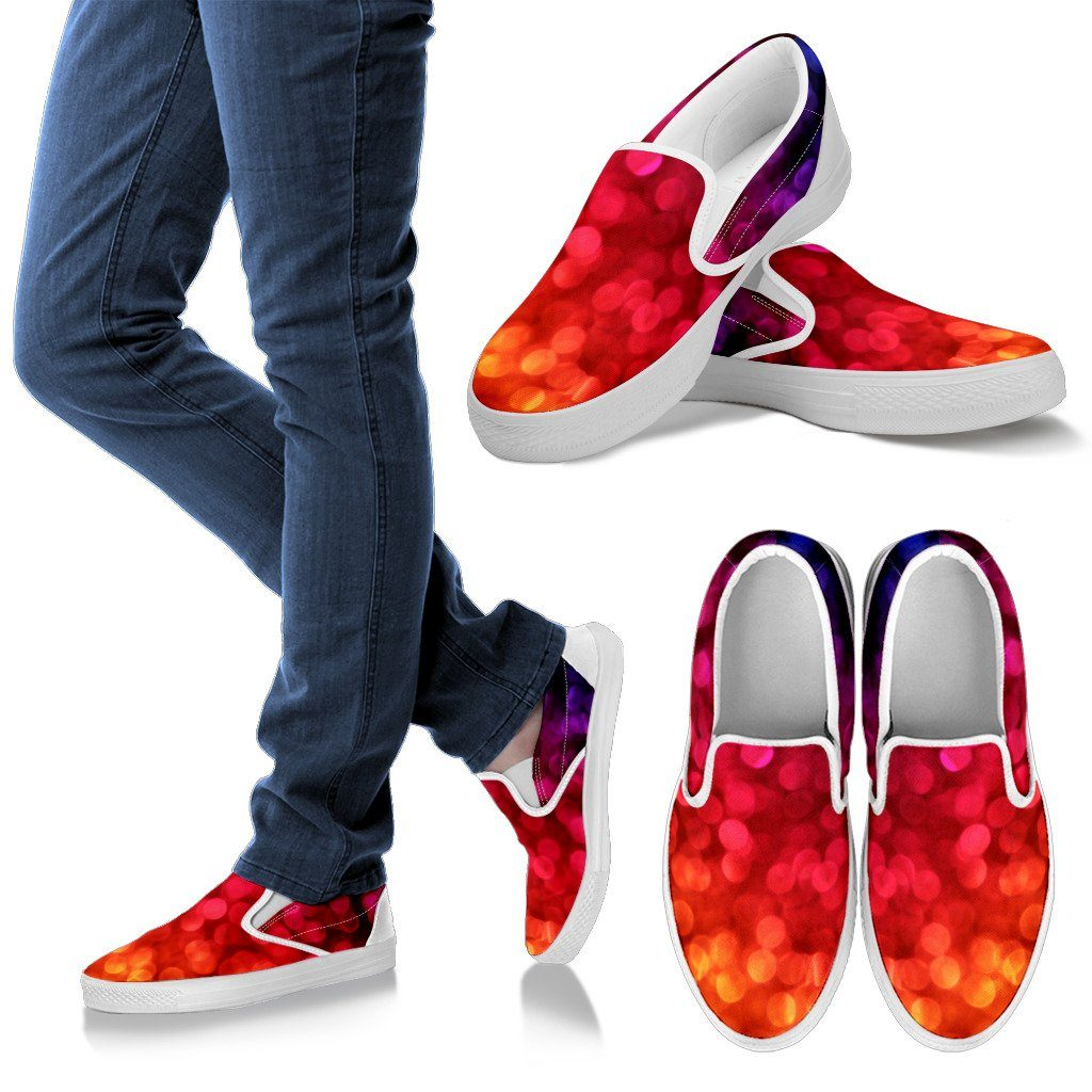 Shoes - Colors Sparks Slip On Shoes