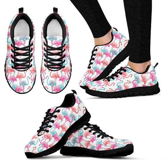 Shoes - Flamingo Sneakers
