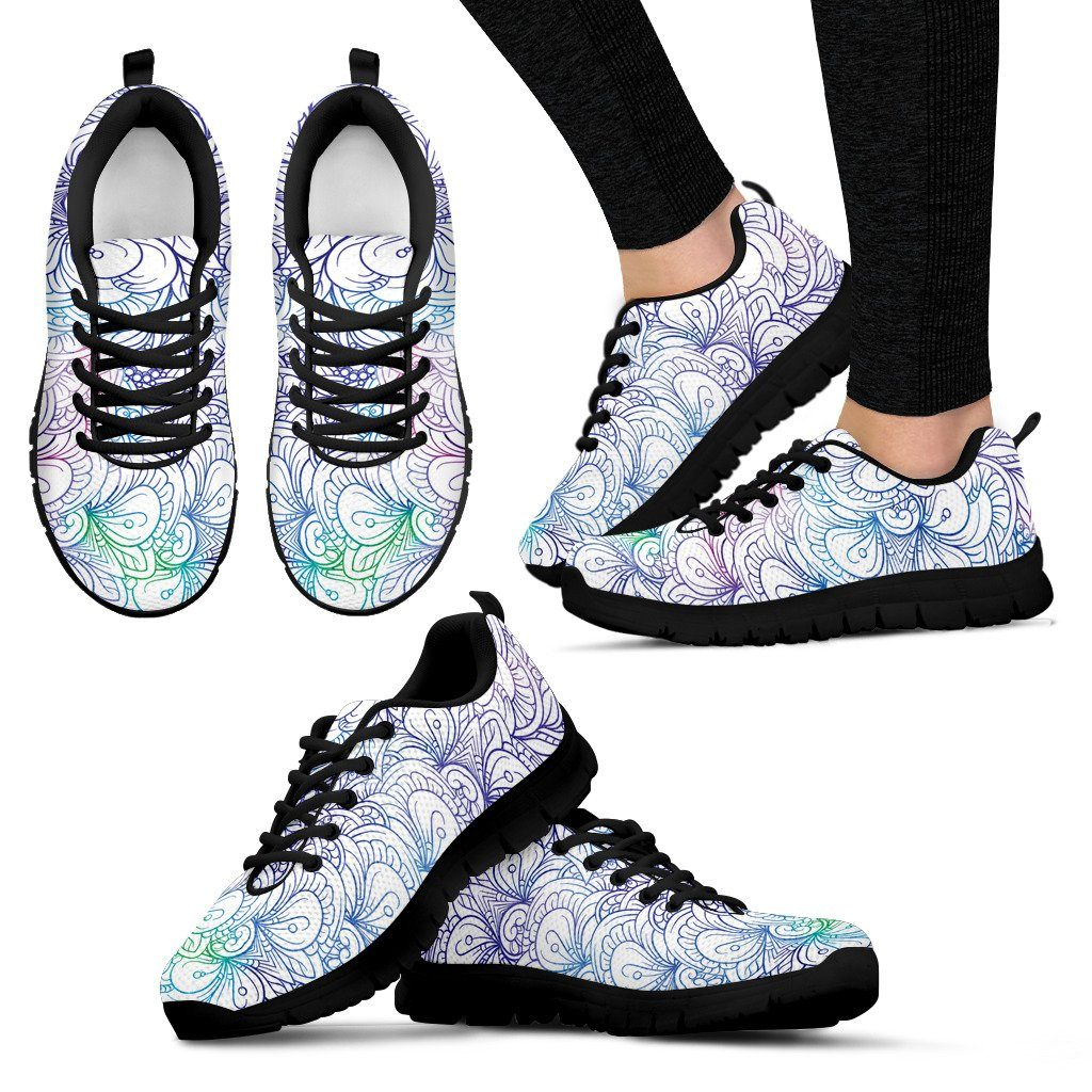 Shoes - Flowers Of Love Sneakers