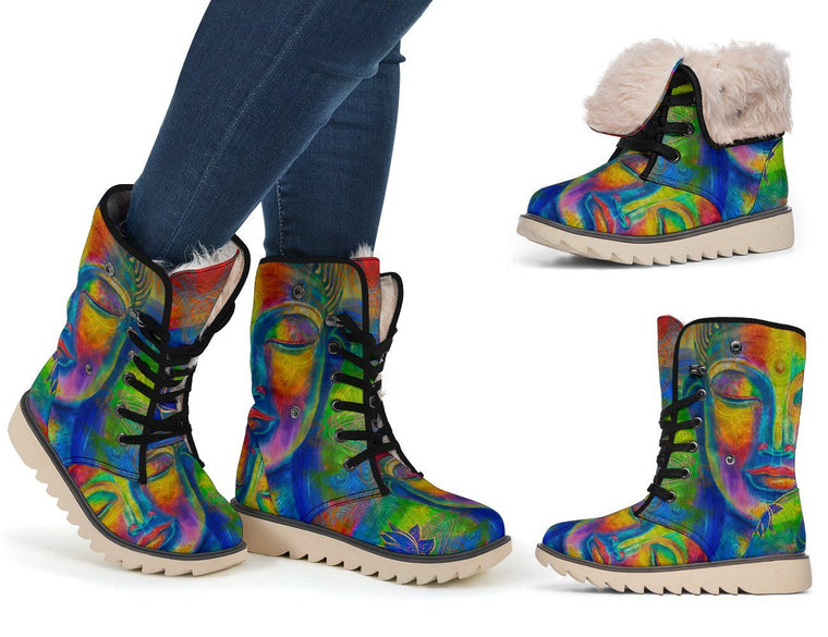Shoes - Free Your Mind Polar Boots