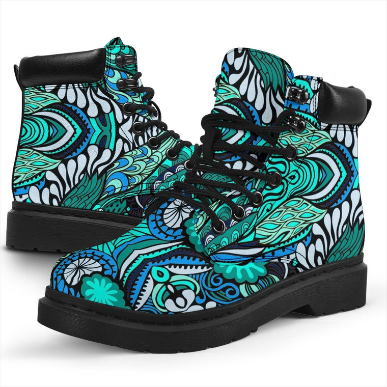 Shoes - Happy Ocean All Weather Boots