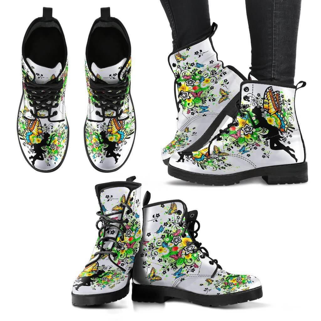 Shoes - Spring Fairy Boots
