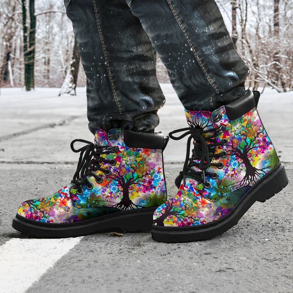 Shoes - Tree Of Life All Weather Boots