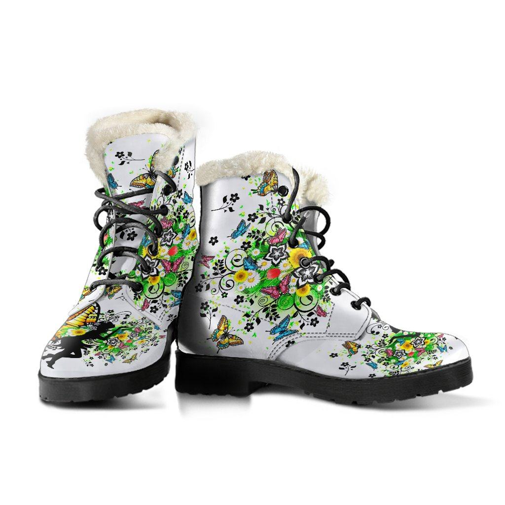 Spring Fairy Winter Boots